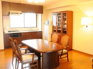 【客室】最上階2LDKのグランビュールーム