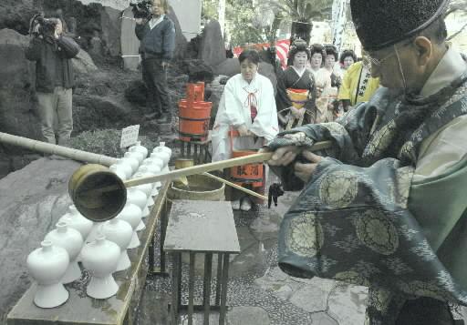 湯前神社秋季例大祭 熱海湯まつり