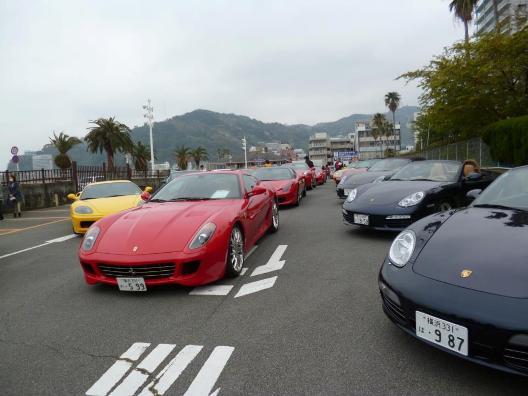 熱海のスーパーカー